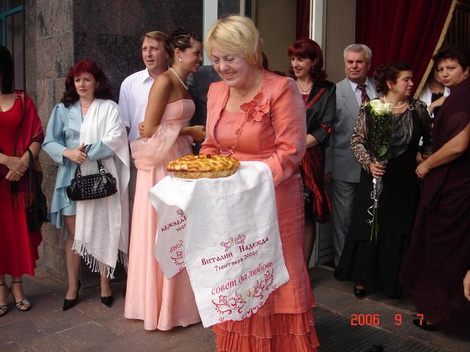 Платье для свекрови на свадьбу