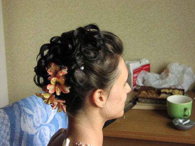 Короткие прически на тонкий волос женские 2