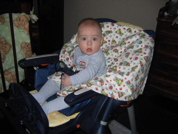 Можно ли сажать ребенка 5 месяцев 50