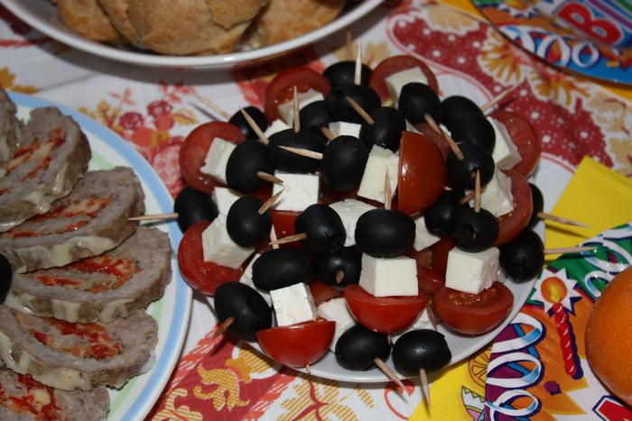 Сырное канапе рецепты фото