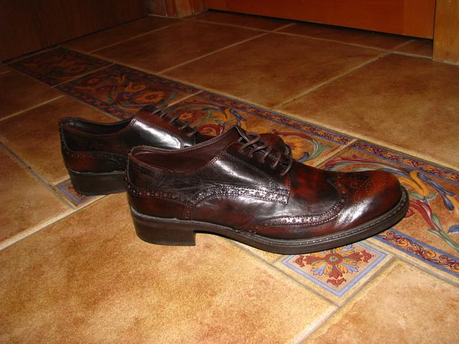 Ботинки Инспектор