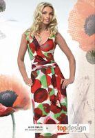 Интернет магазин женской одежды: купить летнее платье А0016